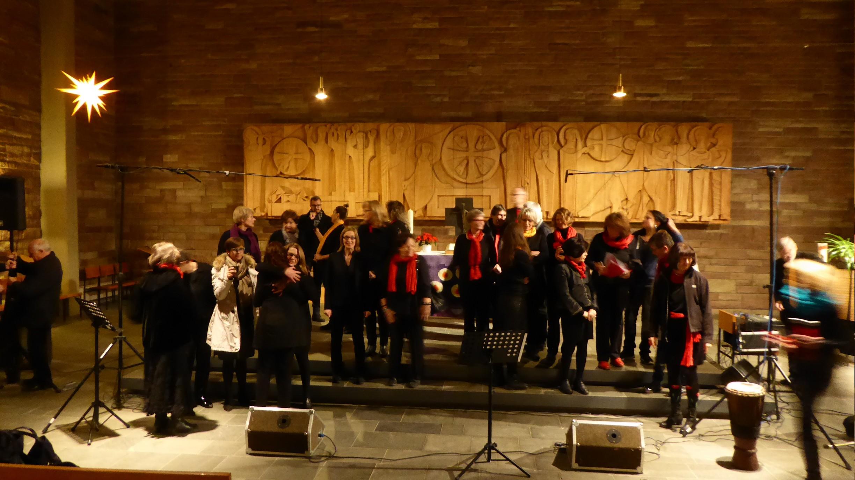 Chorus Mundi Markuskirche 001