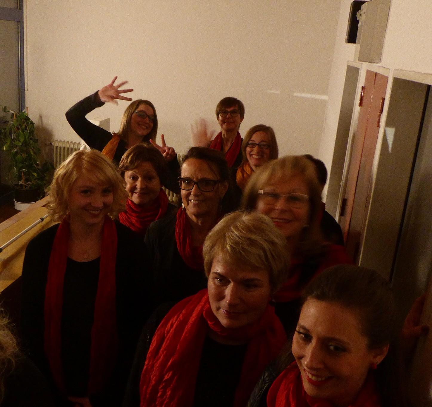 Chorus Mundi Markuskirche 007