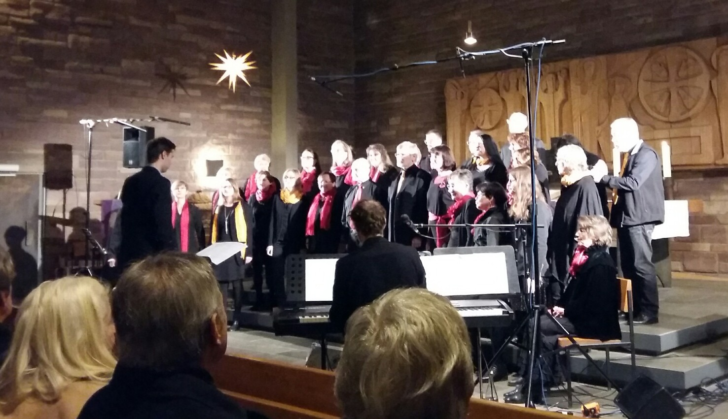 Chorus Mundi Markuskirche 011