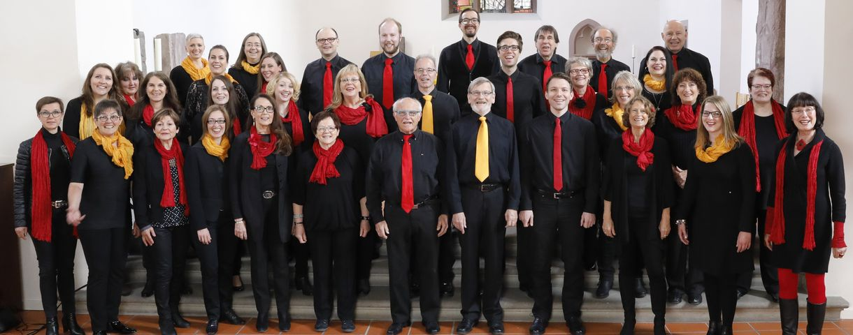 chorus mundi in der Johanneskirche Villingen