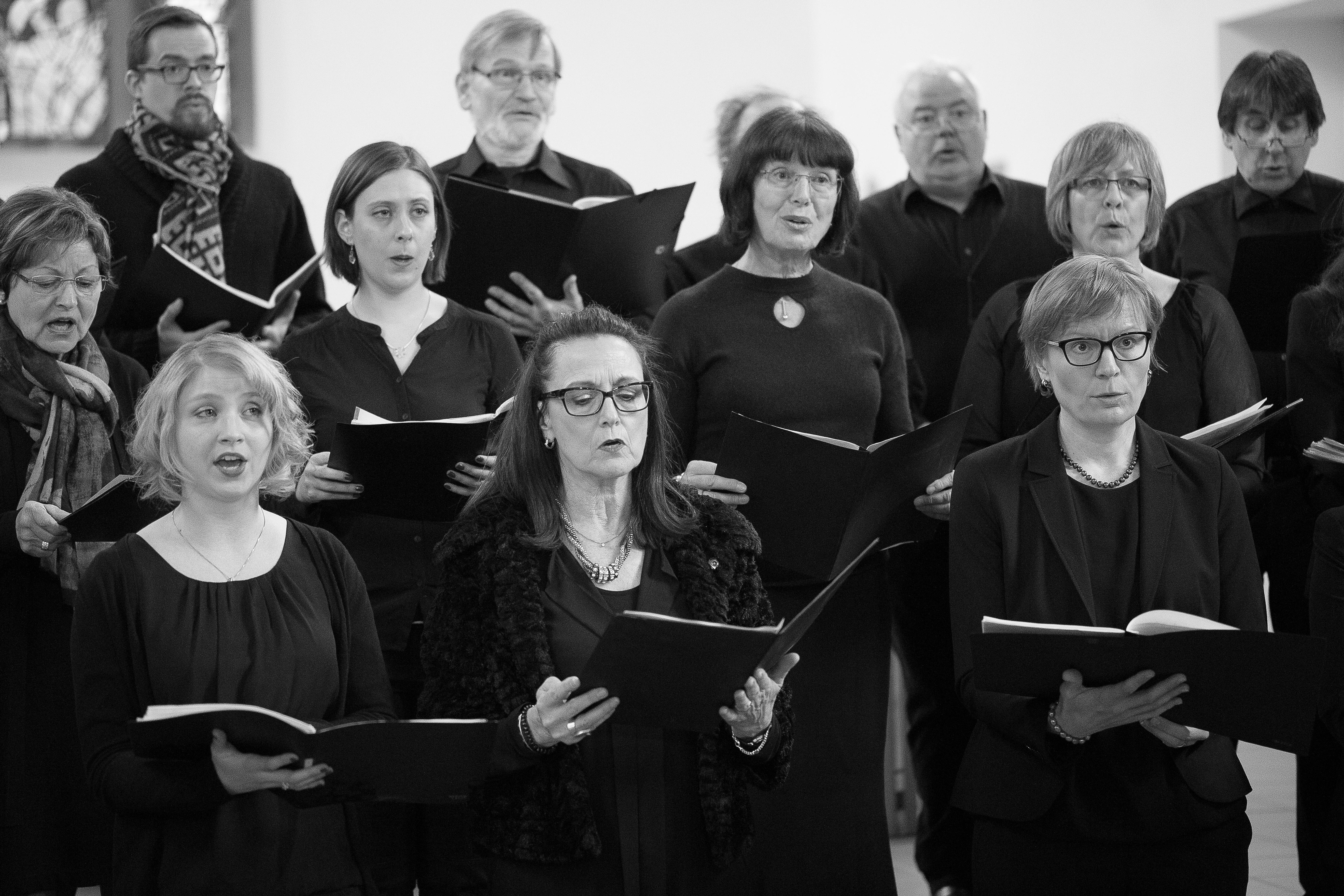 """Nordisches Chorprojekt """"Den Dunkle Sti"""""""