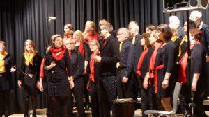 Chorus Mundi in der Alten Halle Lörrach-Haagen