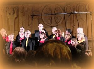 Chorus Mundi in der Markuskirche