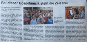Südkurier Konzert ev. Johanneskirche 23.07. 2017